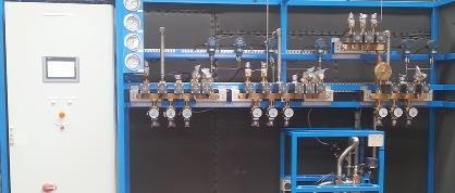 Cylinder Filling Systems | H.I.Fraser