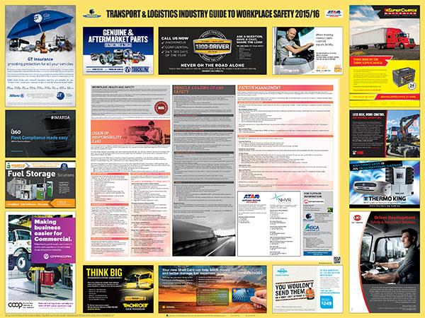 Transport & Logistics Industry Guide to Workplace Safety 2015/16