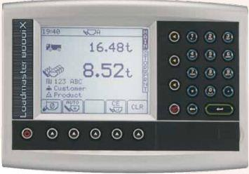 Loader Scales for Onboard Weighing | Loadmaster 8000iX