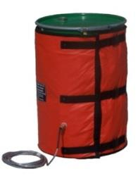 Heating for 205 Litre Drums in Hazardous Zones | InteliHeat