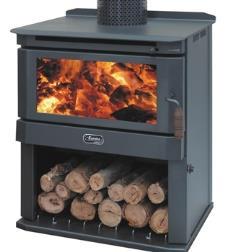 Wood Heater, Combustion Oven Door Seals & Gaskets