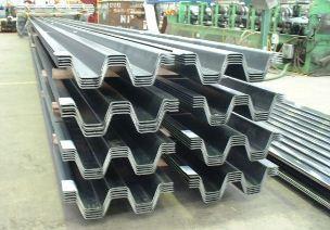 Bridge Decking   Zinc Coated Steel