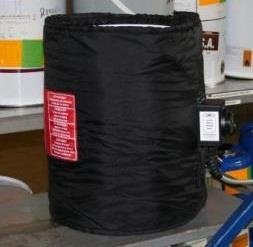 Hi-Heat Versions of 25-100 Litre Drum Heaters | LMK Thermosafe