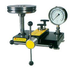 Hydraulic Dead-Weight Testers | DH-Budenberg 580 series