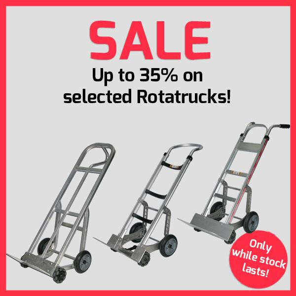 Big Rotatruck SALE