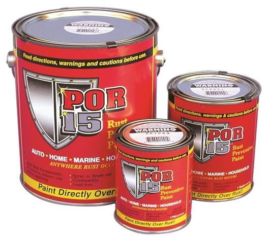 Rust Preventive Paint | POR-15