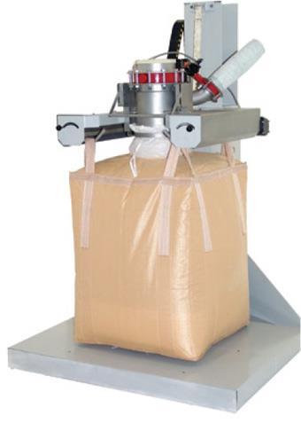Bulk Bag Filling & Bulk Bag Unloading