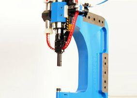 Henrob Self-pierce Rivet Tape Feed Delivery Systems