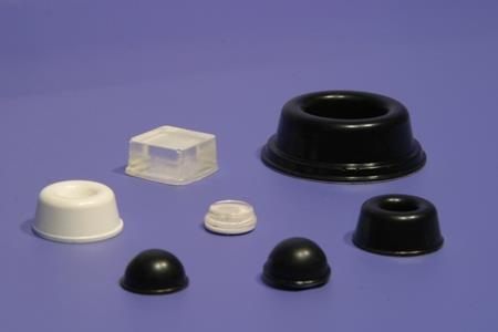 Rubber, Nylon or Polyurethane Bumpers & Feet | NPA