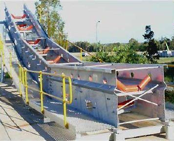 Safe-T-veyor Modular Conveyor Structure