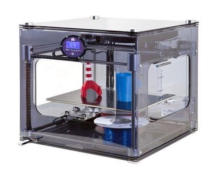 3D Printer | 3D Touch Printing