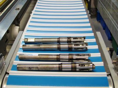 Belt Conveyors | Aluminium Profile