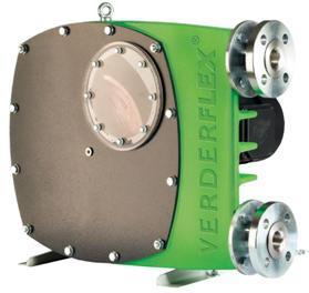 Industrial Peristaltic Hose Pumps   Verderflex