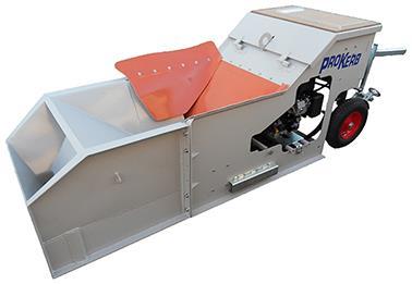 Hydraulic Kerb Making Machine | Pro Kerb