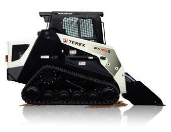 Skid Steer Loader | Terex PT-100G