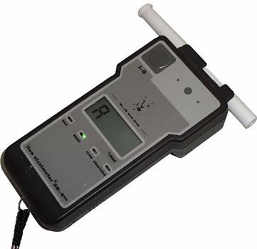 Alcohol Breathalyser Testing Unit | Lion Alcolmeter® SD-400
