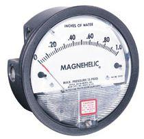 Differential Pressure Gauges | Magnehelic® Series 2000