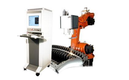 Scanner Welding System (SWS)