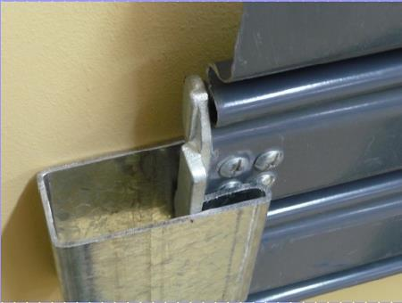 Roller Door Guides and Channels
