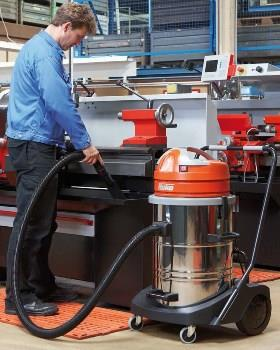 Industrial Wet / Dry Vacuums | Supervac L3-70