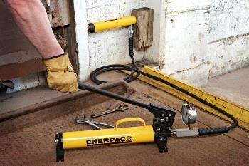 Hand Pump   Enerpac ULTIMA™ Series