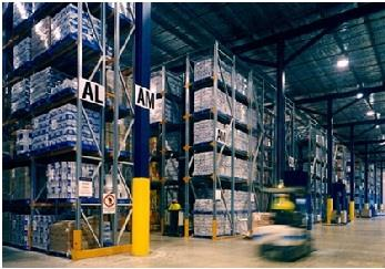 Drive-In Pallet Racking | Colby