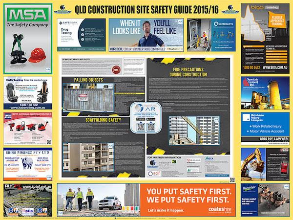 QLD Construction Site Safety Guide 2015/16
