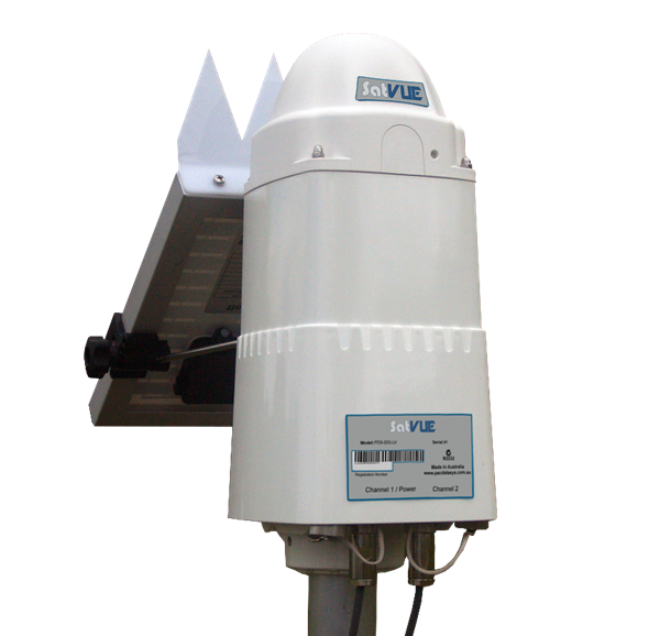 Remote Satellite Monitoring System | SatVUE
