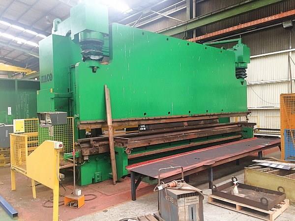CNC Press Brake | 700 Ton x 8000mm | Haco