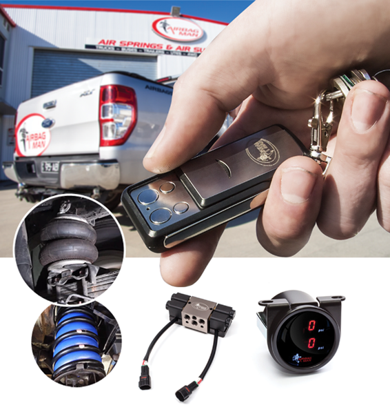 Wireless Airbag Controller Kit | Airbag Man