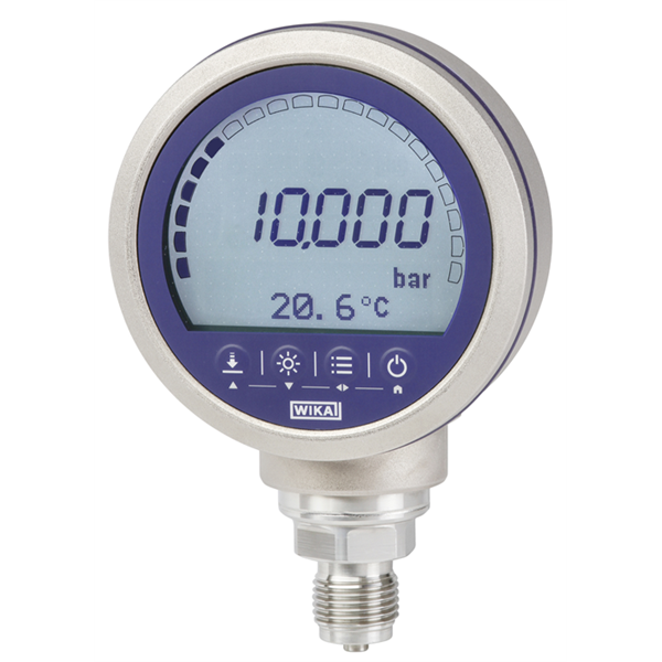 New Precision Digital Pressure Gauge | CPG1500