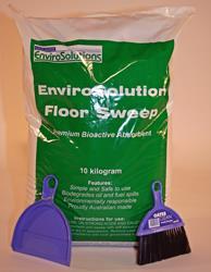 Absorbent Materials | Envirosolutions Floorsweep