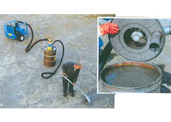 Portable Vacuum System | Mini Vac 11