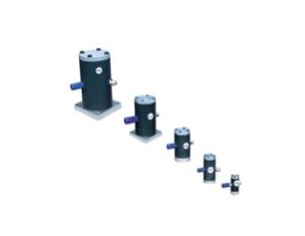 Pneumatic Linear Vibrators with Internal Piston
