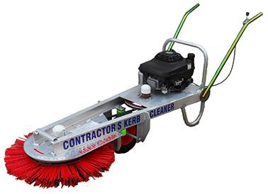 Industrial Cleaning Machine | Contractor's Kerb Cleaner