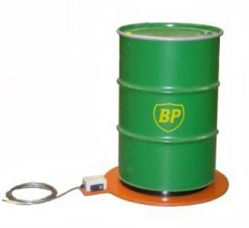 High Performance Drum Base Heater   Digi-Heat