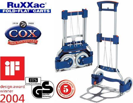 Folding Hand Truck | Ruxxac Business XL CT92