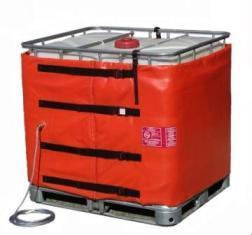 Safe Heating for IBC in Hazardous Areas | InteliHeat