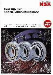 Bearings for Construction Machinery (Catalogue)