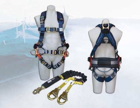 Wind Energy Fall Protection Solutions Range