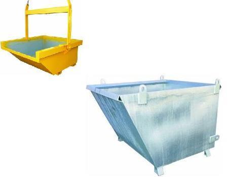 Crane Waste & Storage Bins