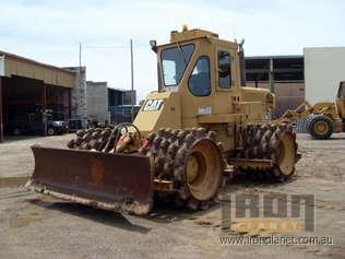 Caterpillar 815 Landfill Compactor (#262642)