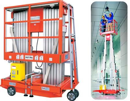 Two Person Aerial / Elevated Work Platform..