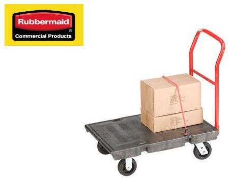 Heavy Duty Platform Trolleys - Produced by Rubbermaid