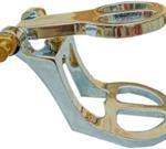 Plain Line Articulator Chrome - M Art 3336