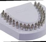 B - Model 2000 Base Plates Metal Pin