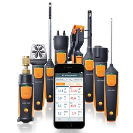 Testo Smart Probes   Smart Tools in Australia